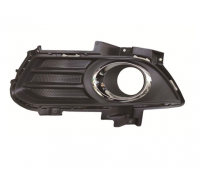 Заглушка решетка накладка противотуманной фары птф ЛЕВАЯ Ford Fusion Mondeo 2013-17